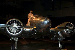 Wichita repülőgép modell, a Múzeum, a két világháború