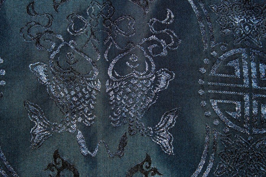 Chinese traditional fabric, textile