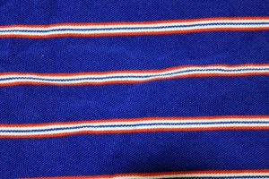 blue, red, white, stripes, pattern, textile