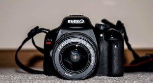 digitální fotoaparát, objektiv