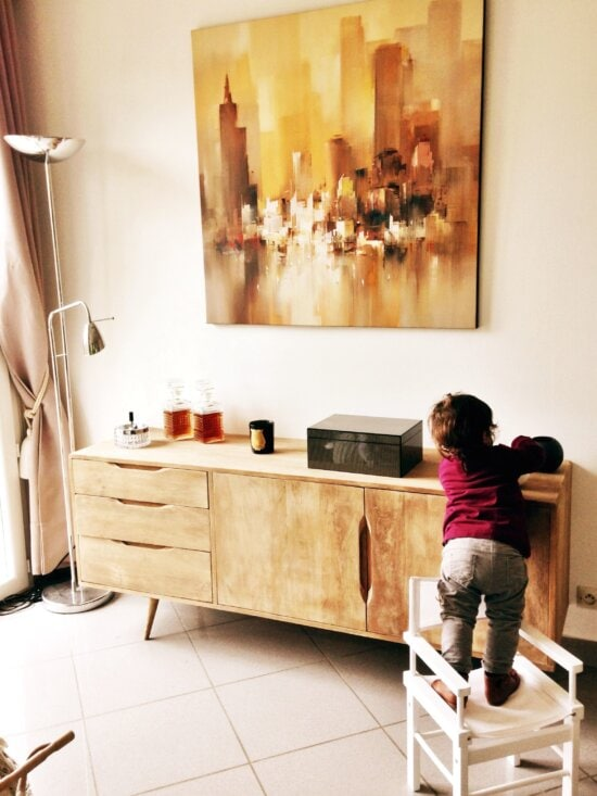 home, room, baby, cabinet, chair