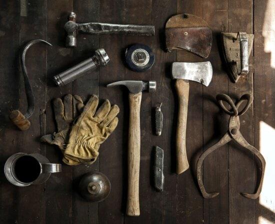 carpenter tools, dest, retro