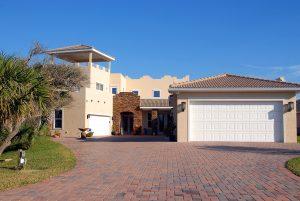driveway, estate, garage, house, architecture, building