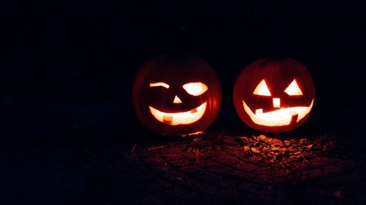 Halloween, Jack caras o linterna, pumpikn
