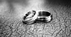 wedding rings, romance, shining, symbol