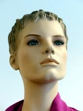 plastic pop, speelgoed, portret, vrouwen