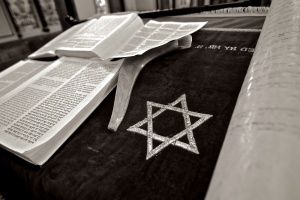 Judaism, jewish star, torah book, scripture