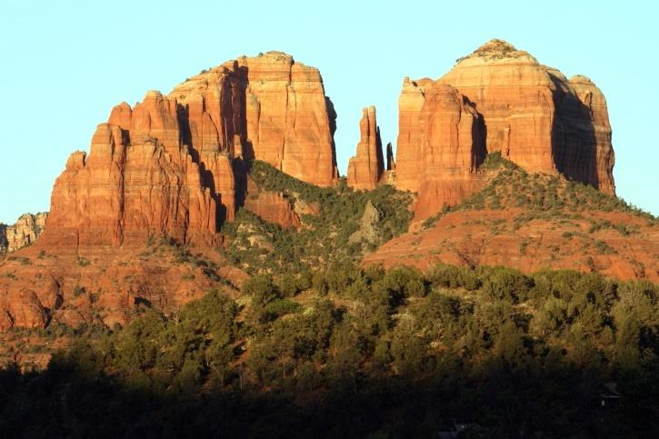 rocky гора, Камінь піщаник, природа