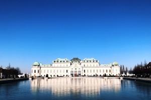 attraction, town, urban, water, facade, lake