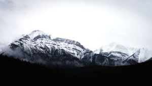 snow, mountain top, winter, mountain, peak