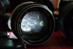photography equipment, lens, zoom, glass, light