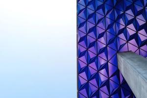 Wolkenkratzer, Reise, städtisch, abstrakt, architektonische