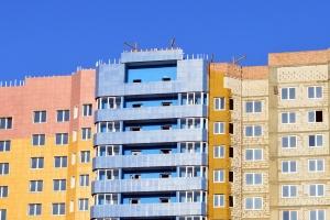화려한 건물, 현대 건축