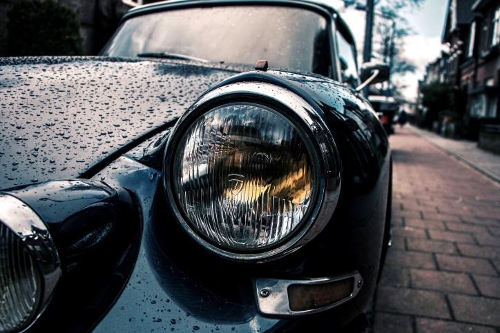 xe, đèn pha