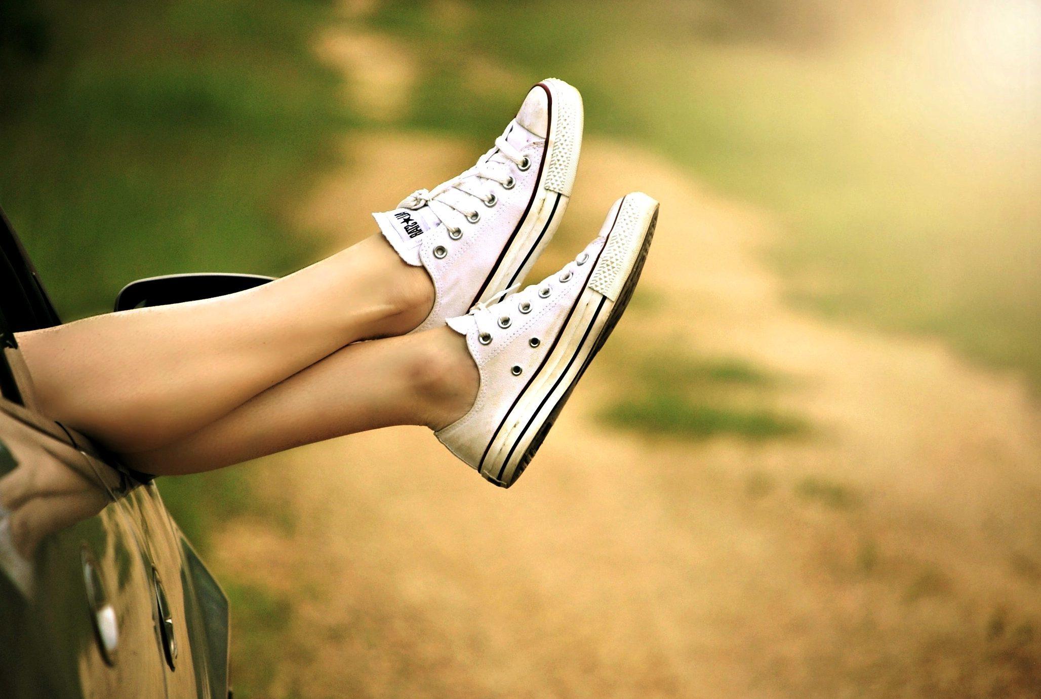 Картинки ножки девушки