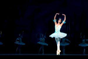 Ballerina, danseres, festival, muziek