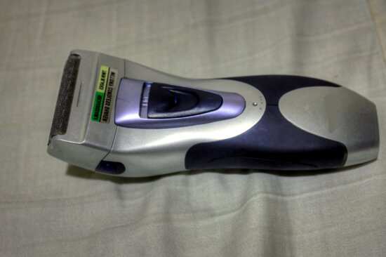 electric shaver, electronics, object