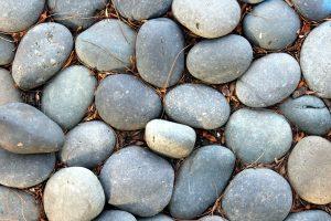 rocks, big round rocks