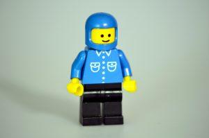 lego άνθρωπος, παιχνίδι, πλαστική, κράνος