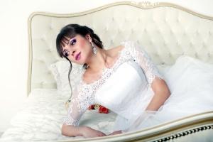 bride, wedding dress, woman, fashion, happiness
