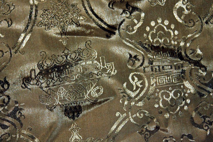 Chinese fabric, texture