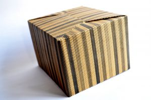 wrapped gift, box