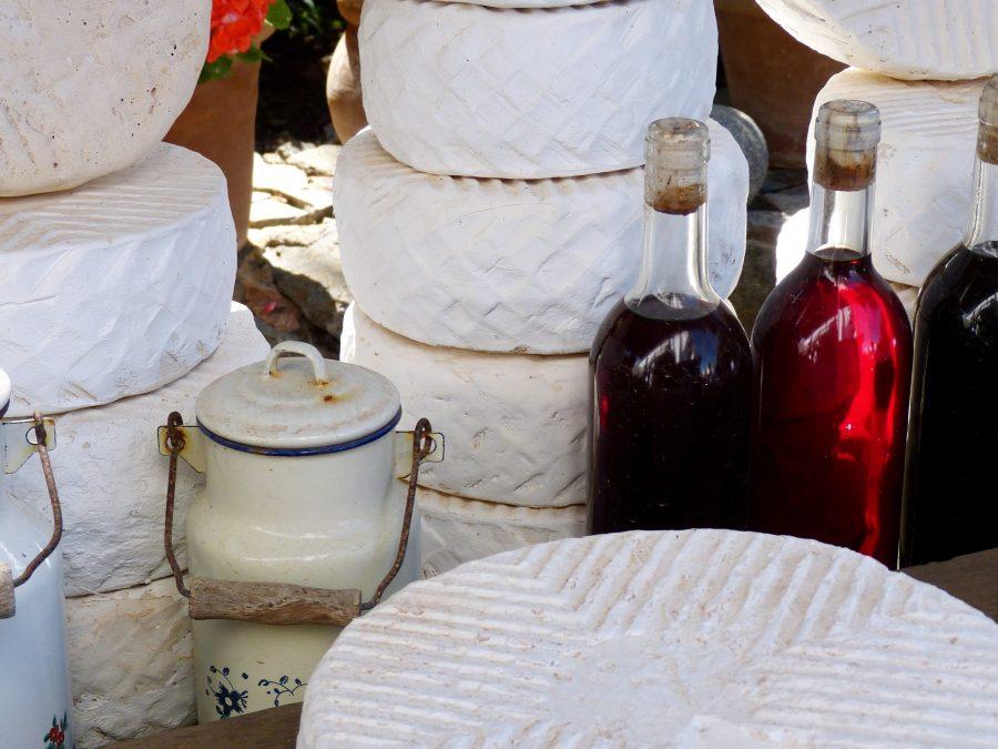 vin, ost, bankett