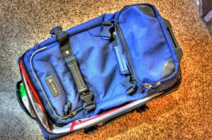 cestování, zavazadla