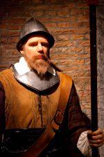 medieval, pikemen, soldier