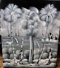 Haitian painting, street art