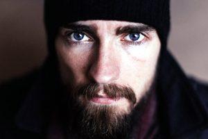 face, beard, man