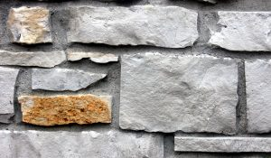 stenar, vägg, textur