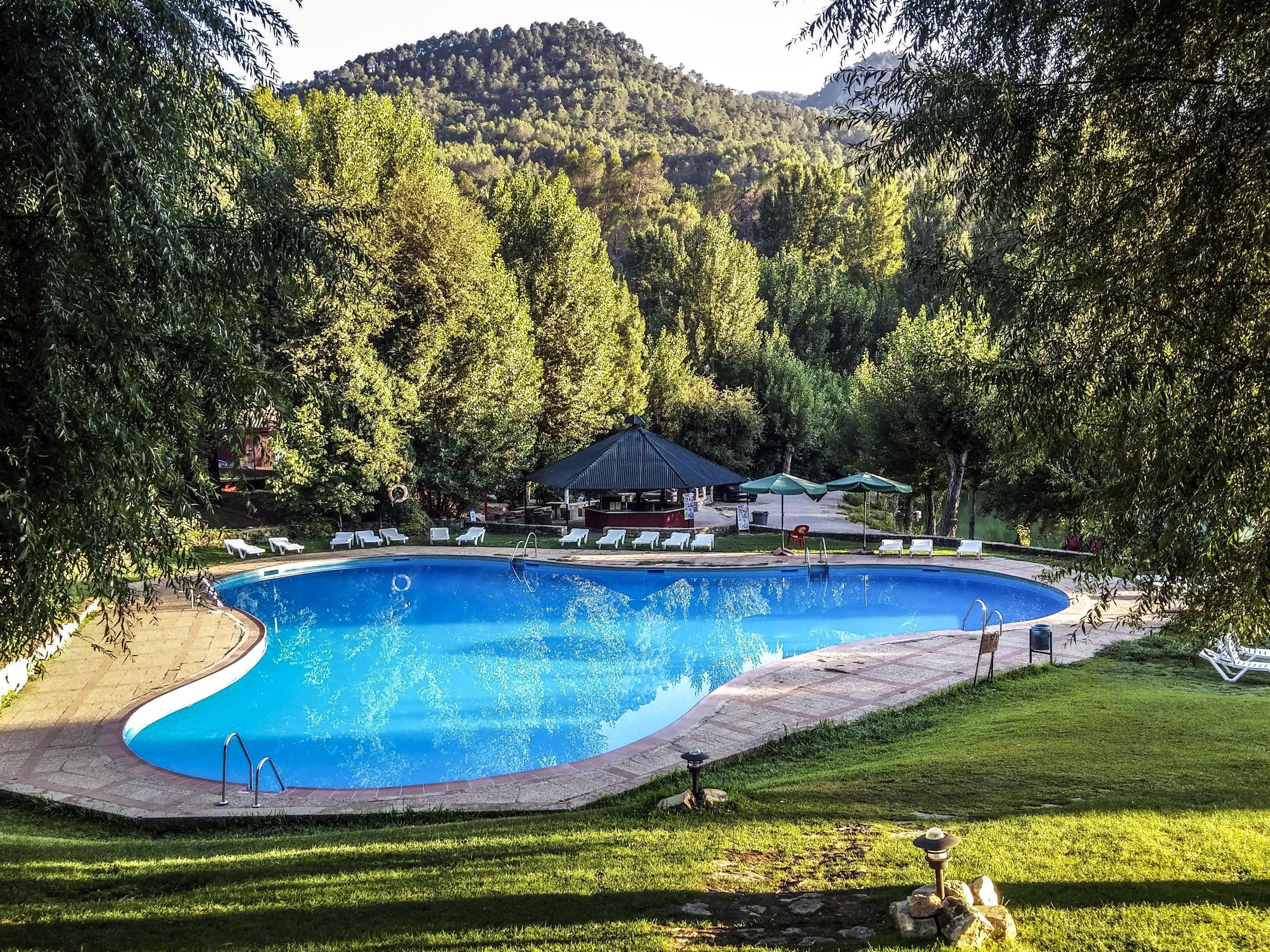 Swimming Pool Travel : Free picture swimming pool resort paradise hotel