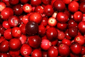 cranberries, fruit
