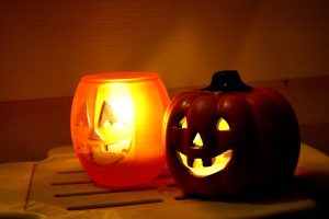 Jack O Lantern, Halloween candles