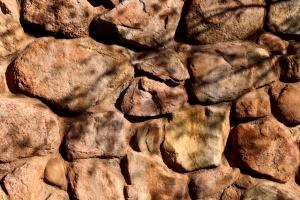 рок, стена, дерево, филиал, теней, текстуры