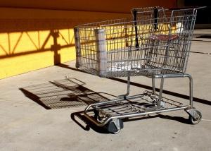 Einkaufswagen