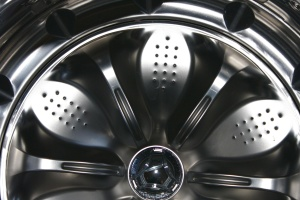 stainless steel, washing machine, drum