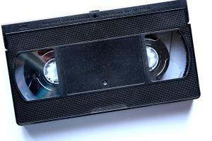 VHS kazeta, páska