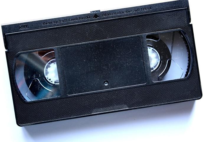 Fita VHS, fita