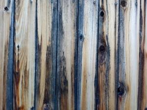 mûri, clôture en bois, planche, texture