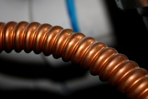flexible pipe, copper, metal pipe