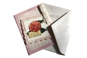 gratitude, handmade, love, card