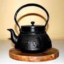 czajnik, japoński tetsubin, żeliwo