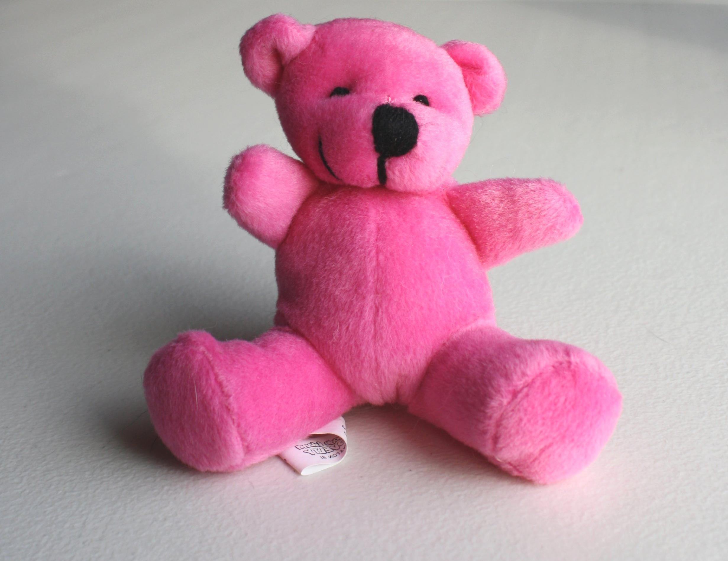 Милый, картинки розовые мишки