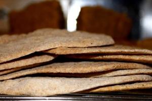 stack, whole wheat grain, tortillas, bread