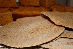 tortilly, kukuřičný chléb, pšenice, strava