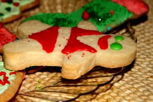 gingerbread, cookie, dessert
