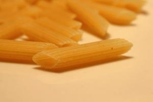 Penne pastaa, ruokavalio