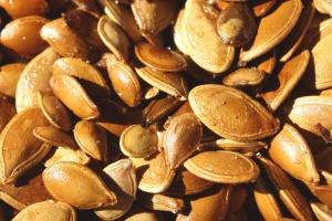 pumpkin kernel, pumpkin seeds, seed